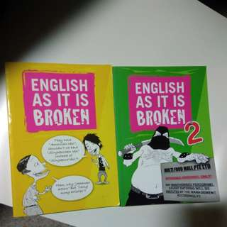 English As It Is Broken