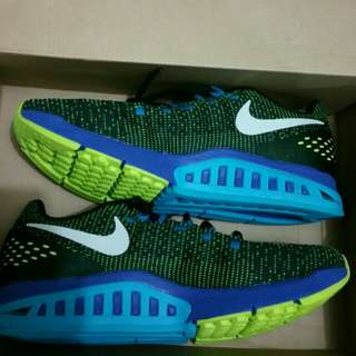 Nike zoom structure 19