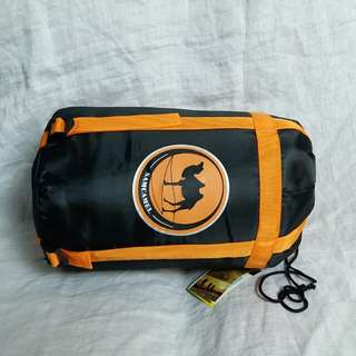 S005 成人戶外露營單人睡袋 outdoor camping sleeping bag 1.35kg