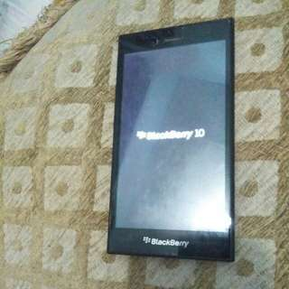 Hp blackberry z3 oz