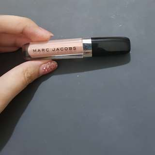 Marc Jacobs hi shine lip lacquer lip gloss in sugar sugar