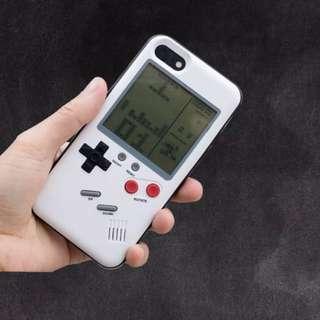 Gameboy遊戲機手機殻