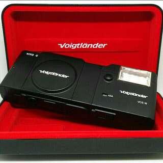 Voigtlander Vito C 35mm Film Camera