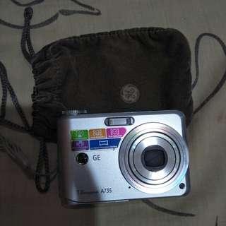 GE camera/7.0 megapixel/A735