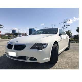 2005 BMW 630  CI