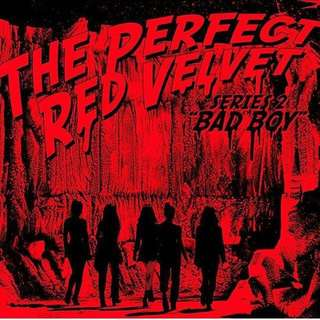 "RED VELVET ""THE PERFECT RED VELVET"""