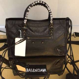 Balenciaga exclusive