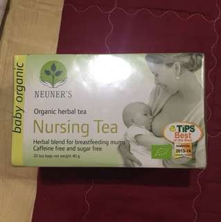 Organic Nursing Tea