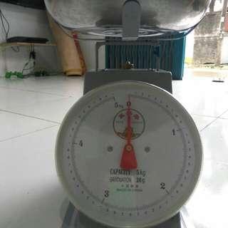 Timbangan 5kg