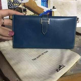 Hermes Long Wallet