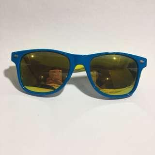 Neon Reflective Sunglasses