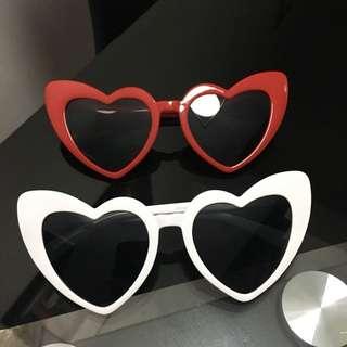 Heart Sunglasses (250 each)