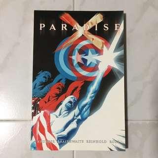 (Marvel TPB) Paradise X (Vol. I)