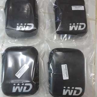 Hardcase Hardisk Protector logo WD black