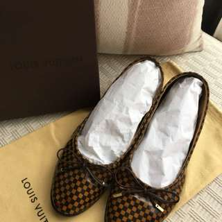 LV Louis Vuitton shoes ballerina