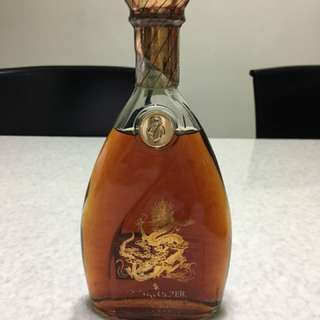 Courvoisier Year of the Dragon Special Blend Cognac (2000) (350ml)
