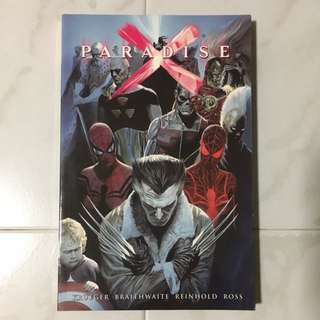 (Marvel TPB) Paradise X (Vol. II)