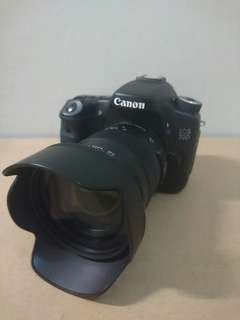 Canon 70d+sigma 17-70mm contemporary