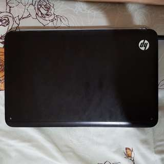 "Laptop HP Dv6 15"" Mati total"