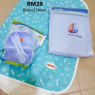 Combo baby items