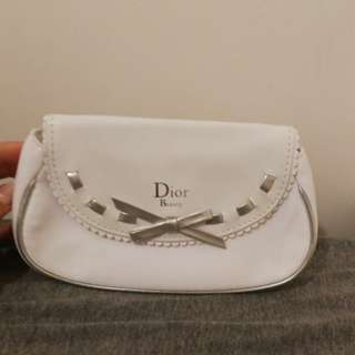 Dior cosmetic bag 100% new