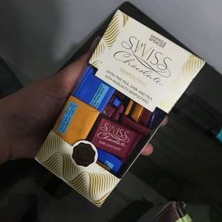 M&S Swiss Chocolate