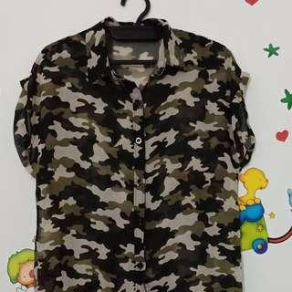 Baju army