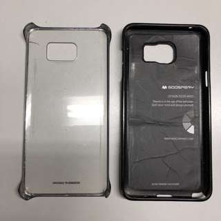 Free Samsung Galaxy Note 5 phone cases X 2