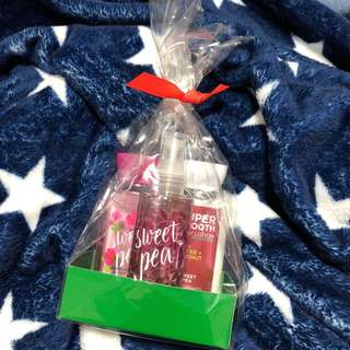 Bath & Body Works Body Lotion Gift Set