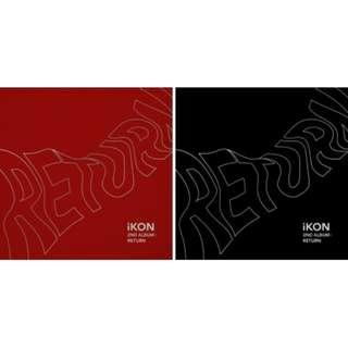 iKON - Return (Red/ Black ver.)
