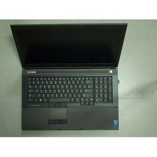 "Mint Dell Precision M6800 17"" Mobile Workstation Hardware"