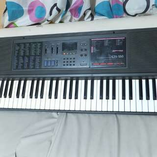 Casio ctk 550