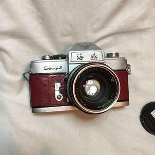 SEAGULL DF & 58mm f2