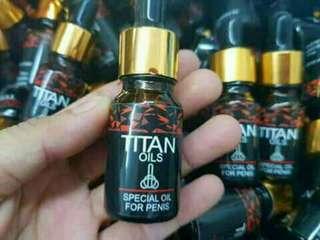 Titan oil