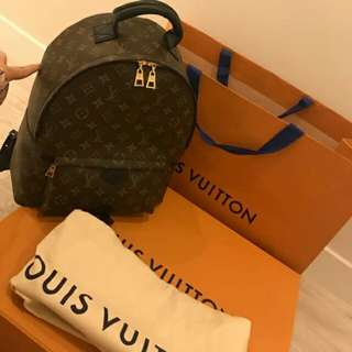Palm springs louis vuitton size mm authentic
