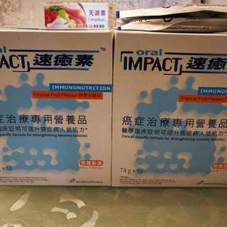 Oral Impact 速癒素 - 22包