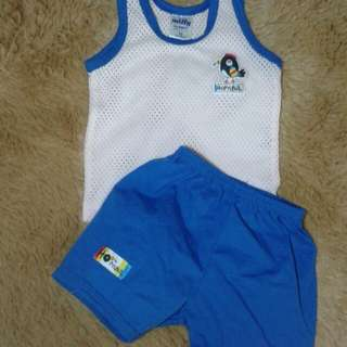 Baby singlet (purchase 3 item rm10 less rm5 )