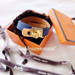 Hermes Kelly Double Tour (KDT) / Gelang Hermes Kelly