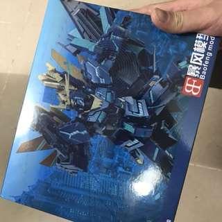 國產Bandai Robot Spirits unicorn Gundam 魂 獨角獸 女妖 命運女神 最終決戰