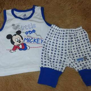 Baby singlet ( purchase 3 item rm10 less rm5 )