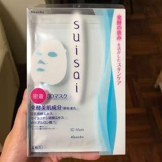 Suisai mask 面膜