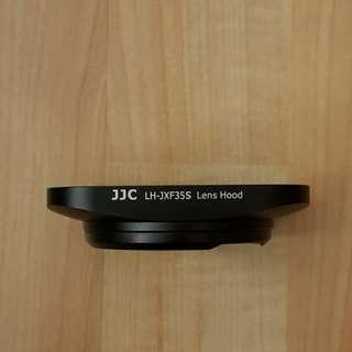 JJC Square Metal Hood for Fujifilm 23 & 35mm F2