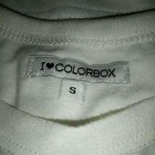 ColorBox ChokerShirt *bisa nego*