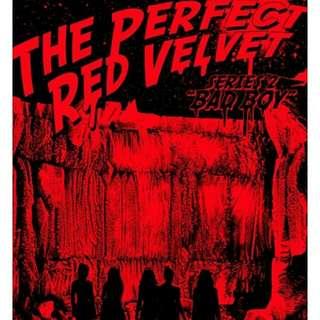 RED VELVET REPACKAGE ALBUM - THE PERFECT RED VELVET