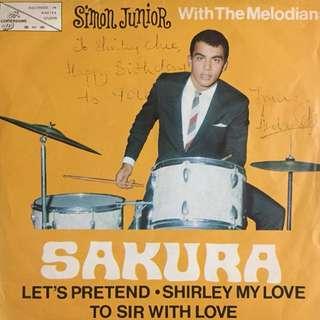 Share with you(SAKURA)Simon Junior