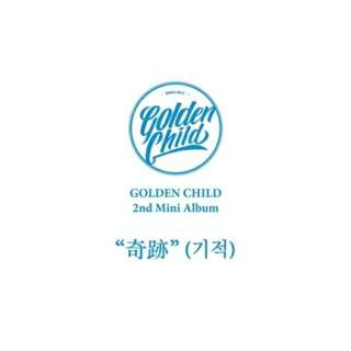 Golden Child - Miracle (A/ B ver.)