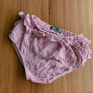 Baby girl Fashion short pant