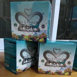 Pre & Probiotic Fibre