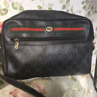 Genuine Gucci Vintage Sling Bag