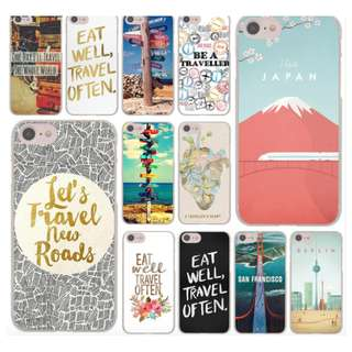 [FREE DELIVERY] (iPhone & Samsung & Huawei) Travel cases